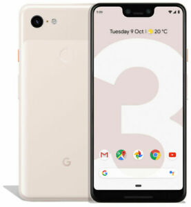 Google Pixel 3 XL - 64GB -(Unlocked)