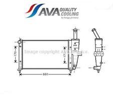 FT2209 Radiatore, Raffreddamento motore (AVA)