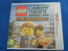 Lego City Undercover The Chase Begins Nintendo 3DS 2DS