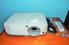 New listing ViewSonic Pa503S 3600 Lumens Projector Mint Condition 28 Hours Warranty To 7/22