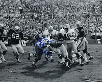 PACKERS John Rowser signed 8x10 photo Super Bowl II AUTO Autographed Green Bay