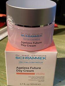 Dr.Schrammek Tag Creme Ageless Future Day Cream Vitality 50 ml NEU!! OVP!!