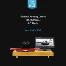 "FIAT SCUDO REVERSING CAMERA REVERSE & 7"" MONITOR BRAKE LIGHT 2007 - 2016"