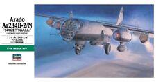 Hasegawa Arado Ar234B-2/N Nachtigall Ref 09085 Escala 1/48