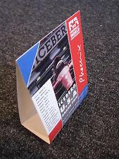 Counter display Formula 1  Iceberg USA Grand Prix Phoenix 1991 (PBE)