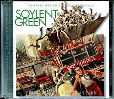 Fred Myrow SOYLENT GREEN+Fielding DEMON SEED Limited Edition OOP Soundtrack FSM