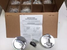 Ross Pistons BB Chevy, 8 pcs, 4.560 Bore, CH 1.628, -35cc Dish, NEW!!