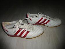 Sneakers Adidas maat 40 2/3 wit rood