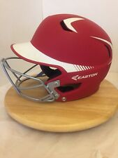 Batting Helmets 2 Youth Helmets Easton And Adidas Size 6 7/8 To 7 1/8
