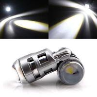 4Pcs T10 3030 1 SMD LED W5W 168 194 Car Wedge Reading Instrument Bulbs Lights