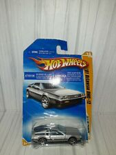 Hot Wheels 1981 DeLorean Dmc-12
