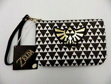 NINTENDO officiel Zelda twilight princesse sac pochette 19 x 12 cm ZELDA NEUF