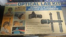 Science Fair Optical Lab Kit Sf-3000 vintage unused