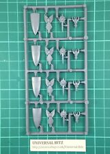 Warhammer AOS High Elves Elf Aelf Shield Sprue RARE OOP V6