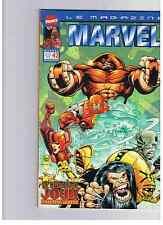 LOT DE 12 MARVEL MAGAZINE 31 32 33 34 35 36 37 38 39 40 41 42 INTEGRALE EARTH X
