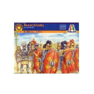 SOLDATI ROMANI I - II SEC. D.C.  scala 1:72 Italeri 6021