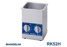 Bandelin SONOREX SUPER RK 52 H mit Heizung, Ultraschallreiniger 1,8 Liter