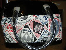 Fred Perry Amy Winehouse Ace of Amy Bowling Handbag  New Playing Card