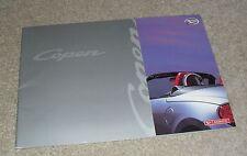 Daihatsu Copen Brochure 2004-2005 - UK Market