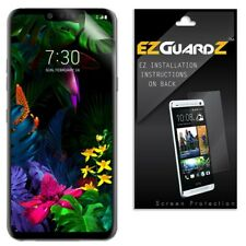 4X EZguardz New Screen Protector Cover HD 4X For LG G8 ThinQ
