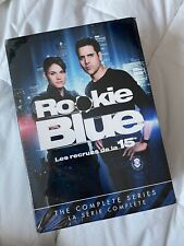 NEW Rookie Blue The Complete Collection Series DVD Box Set 22 Discs SEALED