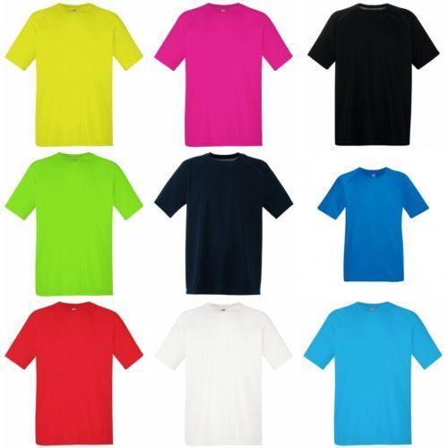 Sell Fruit of the Loom Polyester Basic Tees for Men  da35f25baf7