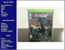 Final Fantasy XV - Day One Edition - Xbox One, Brand NEW & Factory Sealed