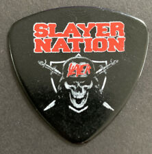Slayer Kerry King Slayer Nation Guitar Pick