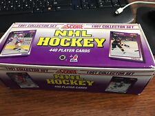 1991 Score Factory NHL Hockey Cards Set (440)