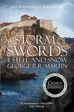 A Storm Of Swords: Parte 1 acero y nieve (A Song Ice and Fire LIBRO 3) por mar