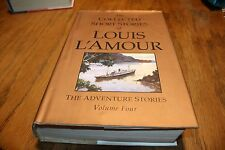 Collected Short Stories of Louis L'Amour The Adventure Stories Vol 4