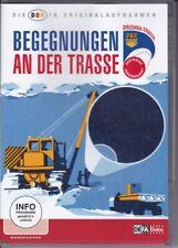 Begegnungen an der Trasse (1975-1983/2021) DVD DEFA DDR Dokumentation