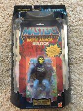 2001 Commemorative Mattel MOTU He-man - Battle Armor Skeletor MOC Sealed NEW Box