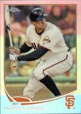 2013 Topps Chrome Refractors Baseball Choose From