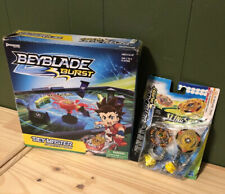 Beyblade Burst Bey Master Competition Arena Game. ( Incomplete Set) Used