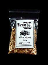 White Willow Bark Salix Alba Cut n Sifted 1oz bag