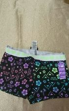 Nwt GIRLS SIZE 4/5 basic edition flowers palm tree black color