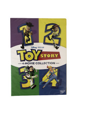 Toy Story 1-4 (Dvd 6 Disc Set, 2019 - 4 Movie Collection)