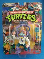 Unopened Vintage Figure TMNT - BAXTER STOCKMAN Teenage Mutant Ninja Turtles 1989