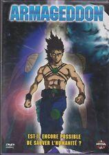 DVD ARMAGEDDON est-il encore possible de sauver l'humanité ? manga anime