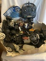 KYOSHO Car And Another Car Plus Parts Etc Cars Spares And Repairs Sold As Seen