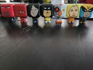 Carls Jr And Hardees Adult Swim Collectible Figurnes