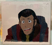 Japanese Animation Lupin III Cel Painting Picture 2 Monkey punch Japan