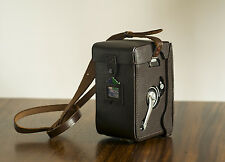 Mr. ZHOU Brown Leather Full Protective Case for Rolleiflex 2.8F 3.5F TLR Cameras