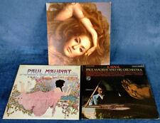 PAUL MAURIAT - MAURIAT MAGIC, LET THE SUNSHINE,  L.O.V.E. - PHILIPS - (3) LP LOT