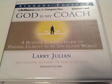 God is My Coach Business Leaders Guide to Finding Clarity in Uncertain World