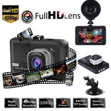 "3.0"" 1080P Car Dashboard DVR Camera Video Recorder Dash Cam G-Sensor GPS Vehicle"