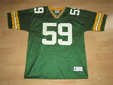 Green Bay Packers Wayne Simmons #5 Home Vintage Football Jersey Men's Large