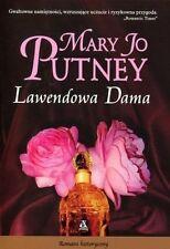 Lawendowa Dama, Mary Jo Putney, polish book, polska ksiazka