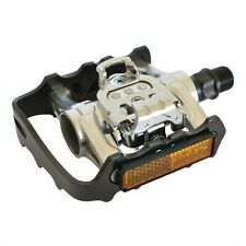 VP Multi-Function Shimano SPD Compatible Mountain Bike Bicycle Pedals